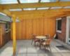 Lärchenholz-Terrassenvorbau