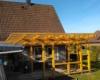 Lichtdurchfluteter Terrassenvorbau