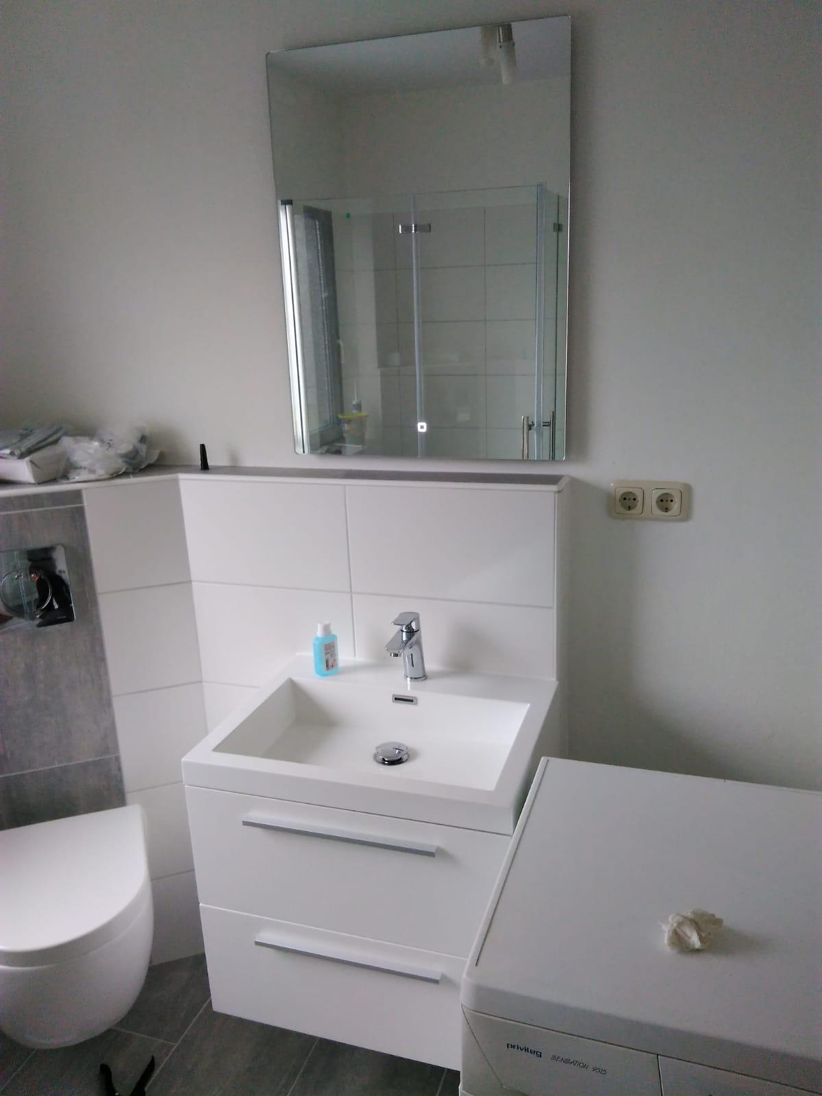 Kleines Badezimmer Sanieren Christian Wilters Der Handwerker