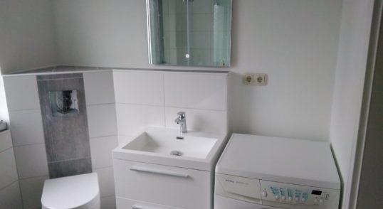 Kleines WC gute Raumnutzung